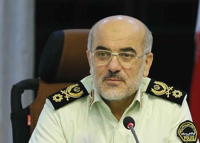 جانشین فرماندهی ناجا: جمهوری اسلامی ایران درخصوص تهدیدهای نظامی و براندازانه علیه نظام به بازدارندگی کامل رسیده است