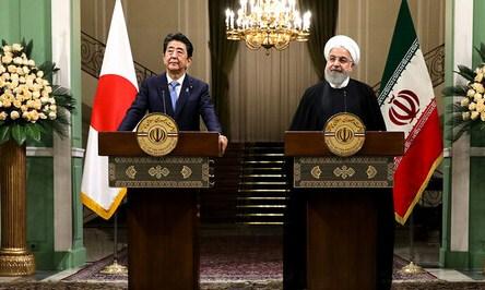 از اراده دولت ژاپن برای گسترش روابط همه جانبه استقبال میکنیم