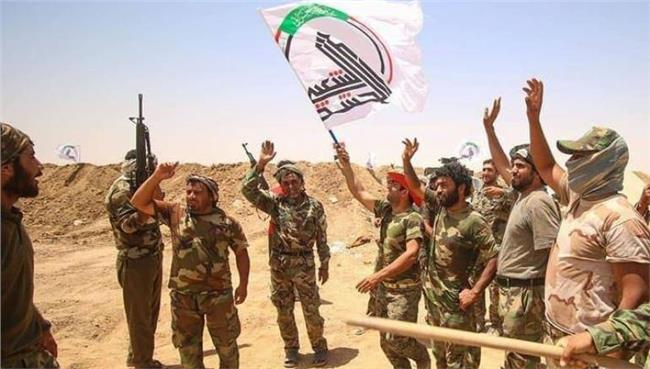عملیات جدید نیروهای حشدالشعبی در نابودی داعش
