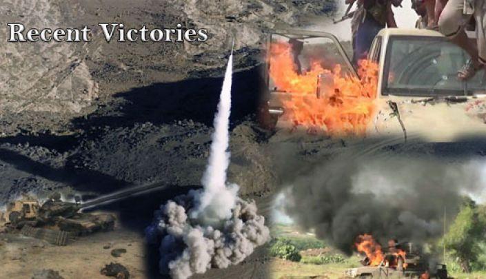 شلیک 2 موشک «زلزال 1» یمن به مواضع مزدوران سعودی