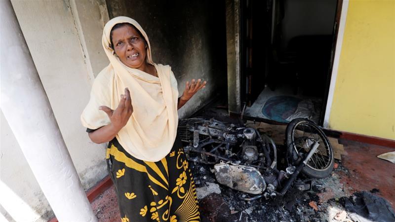 سنگسار مسلمانان در سریلانکا / فعالان خواستار واکنش دولت شدند