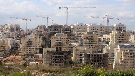 سرعت شهرک سازی از جمعیت فلسطین نیز بیشتر است
