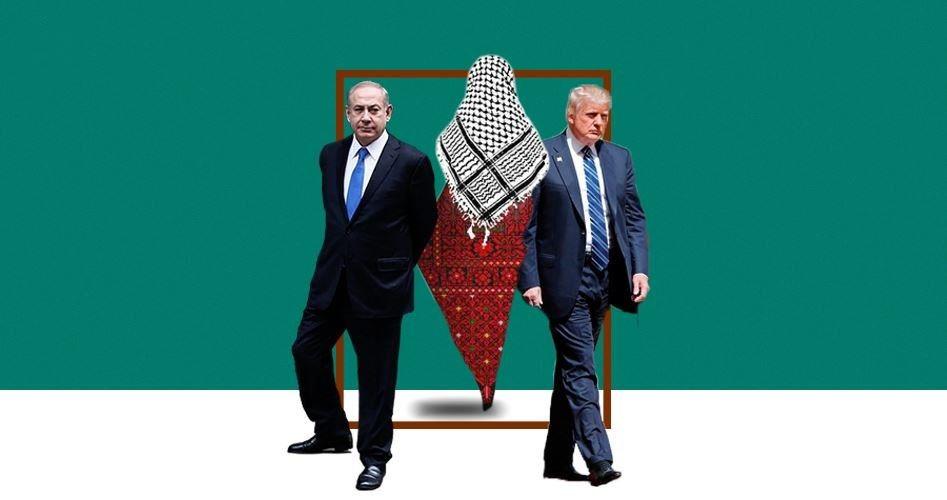 هدف معامله قرن نابودی مقاومت فلسطین است
