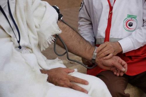 ارائه بیش از 65 هزار خدمت پزشکی درمانی به حجاج ایرانی در ایام تشریق