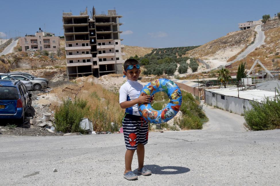 هشدار سازمان ملل نسبت به پیامدهای روانی تخریب خانه های فلسطینی