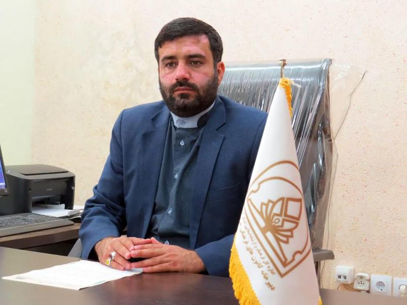 حضور 140 نفر از اعضای کانونهای جنوب فارس در دوره توانمندسازی مشهد