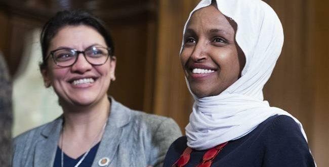 هجمه رسانهای صهیونیستها علیه نمایندگان مسلمان کنگره آمریکا