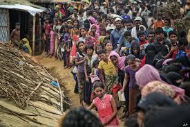 3450 مسلمان روهینگیایی به میانمار بر می گردند