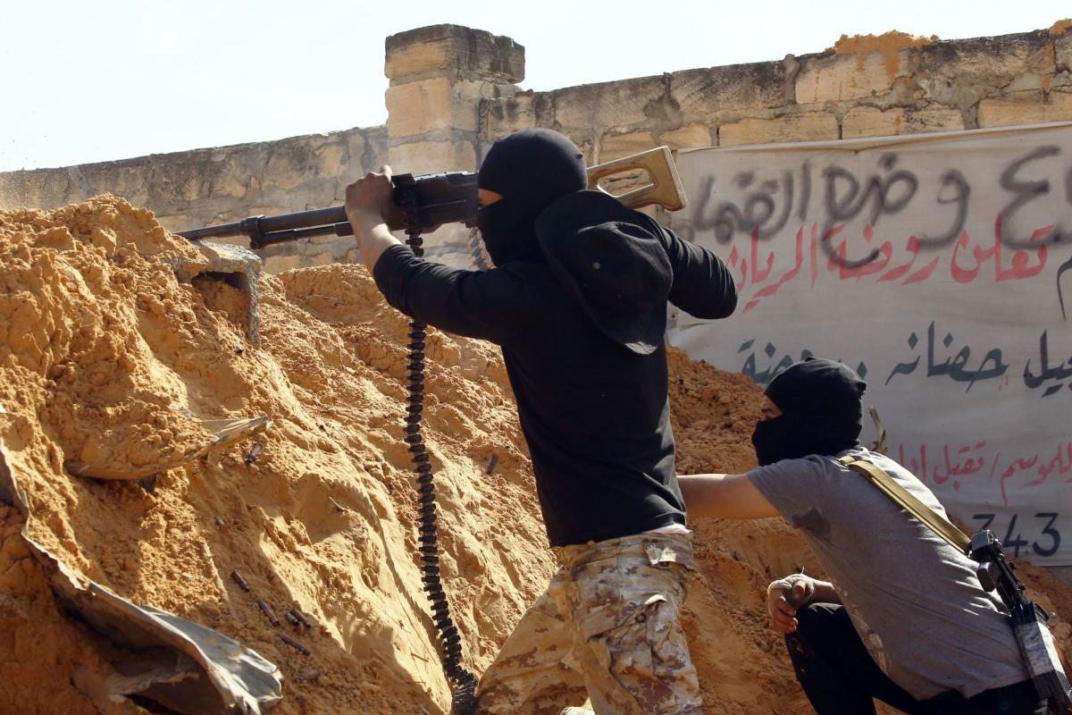 کشف سلاحهای اماراتی در لیبی
