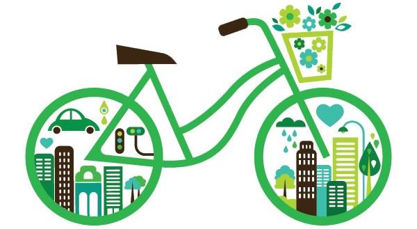 حضور یکصد نفری اعضای کانون «دوستان آسمانی» جهرم در همایش «دوچرخه سواری»