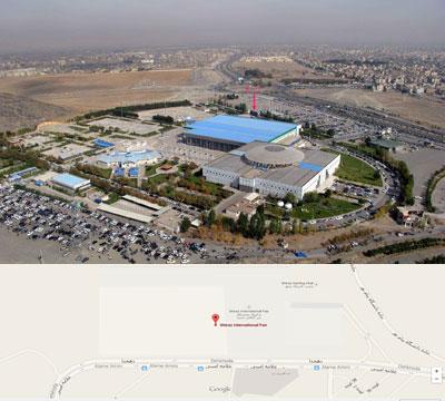 برگزاری نمایشگاه بین المللی تاسیسات و تجهیزات سرمایش و گرمایش در شیراز