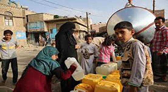 هشدار اکسفام از منابع آب کشور یمن