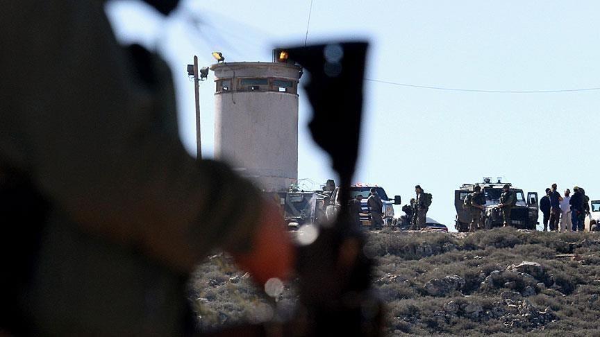صدور 16 حکم در طول سه روز برای مصادره زمین های فلسطینی