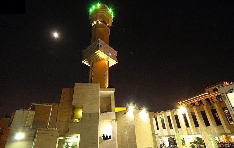 همت اهالی یک مسجد برای انس مردم با امام زمان(عج)
