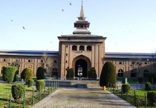 اخبار ضد و نقیض درباره رفع محدودیتها از مسجد جامع «سرینگر» در کشمیر