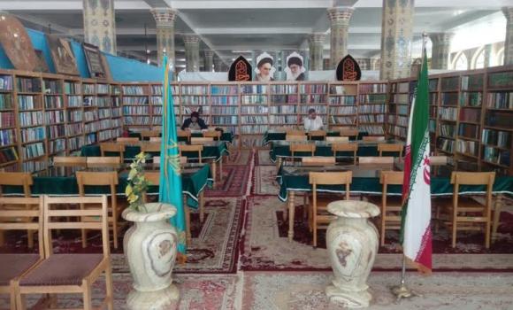 گردآوری 80 هزار جلد کتاب در کتابخانه مسجد مقدس جمکران