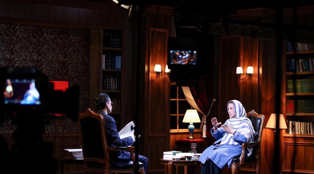 روایت «بانوی تاریخ ایران» در شوکرانِ بیستوسوم