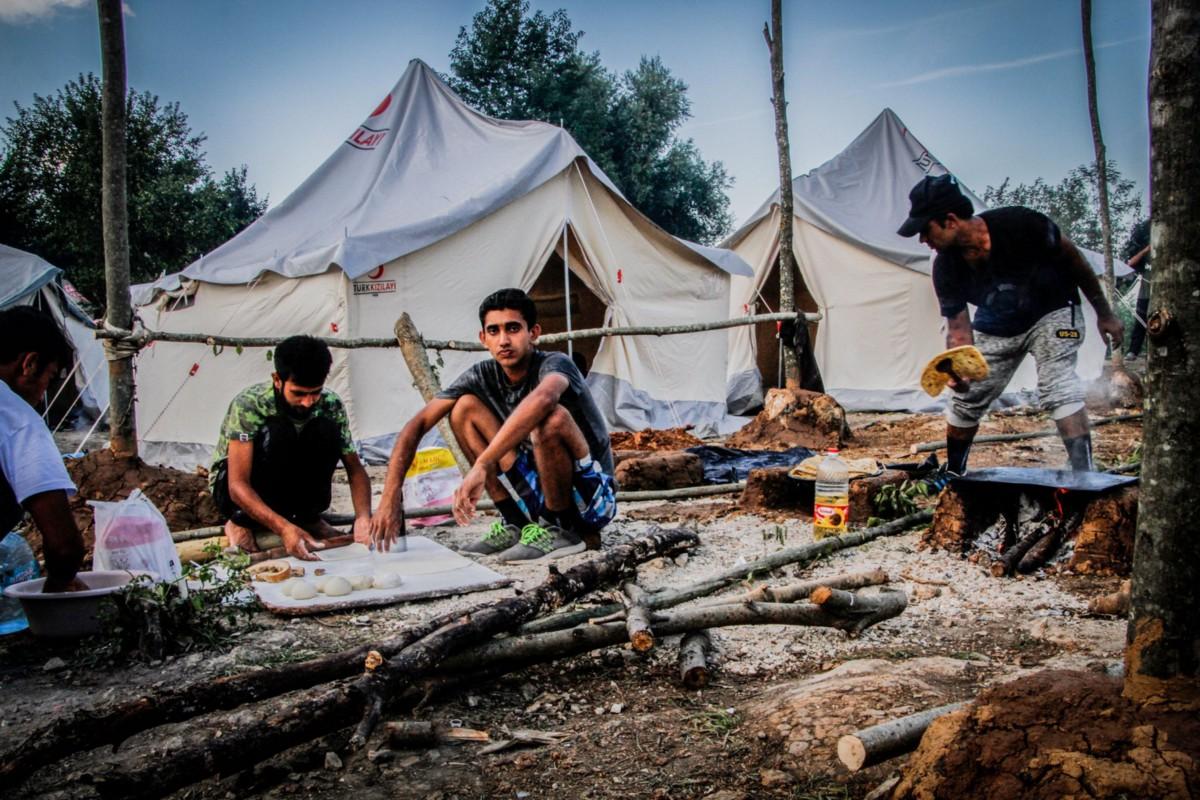 وضعیت اسفناک مهاجران در کشور بوسنی هرزگویین