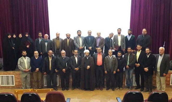 کتابداران نمونه کانون های فرهنگی و هنری مساجد مازندران، تقدیر شدند+ اسامی