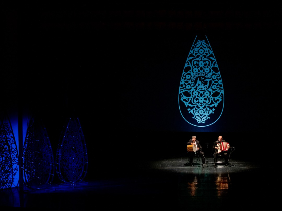 اهدای تندیس سرو به سروقامتان موسیقی اقوام ایران