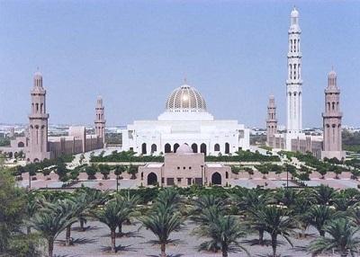 معرفی مسجد جامع «سلطان قابوس» در عمان