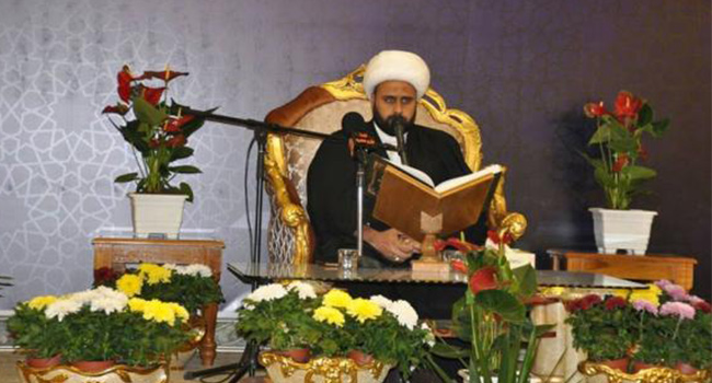 سومین دوره مسابقه قرآن کریم ویژه طلبه های علوم دینی در عراق