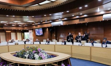 پنجمین جلسه ستاد ملی مدیریت و مقابله با بیماری کرونا با حضور جهانگیری برگزار شد