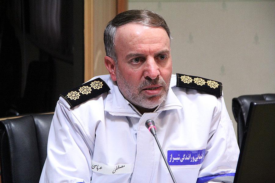 ممنوعیت تردد غیرضروری خودروها از درب منازل در استان فارس