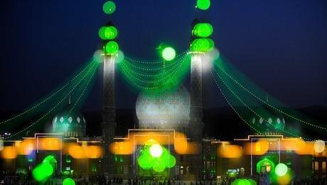اجرای طرح «نذر جمعه» در مسجد مقدس جمکران به نیت سلامتی امام زمان(علیه السلام)