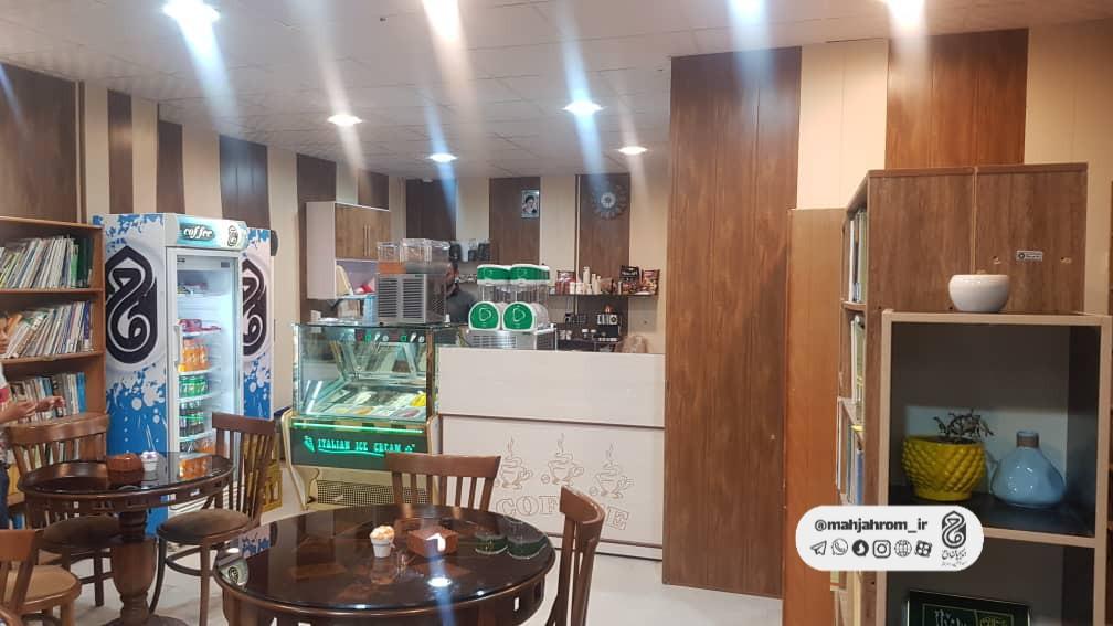 راه اندازی «کافه ماح» در کانون «دوستان آسمانی»