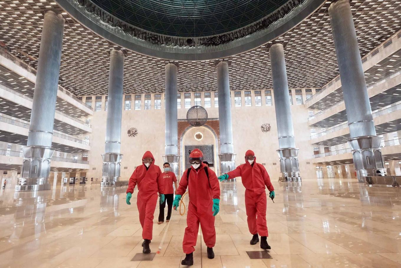 ممنوعیت نماز عید قربان در بزرگ ترین مسجد اندونزی