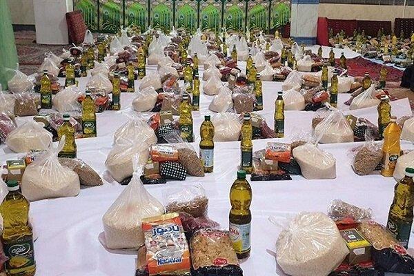 تهیه 250 بسته معیشتی از موقوفات لار در طرح «شمیم حسینی»