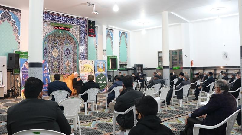 از اجتماع بزرگ بسیجیان شرق تهران در دهه فجر تا پاسخگویی ویژه به سوالات شرعی مردم منطقه پیروزی