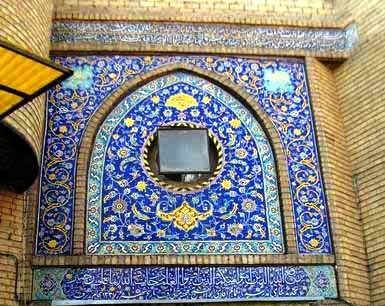 مسجدی که پایگاه نخستین اعتراضات مردمی به دستگیری امام خمینی(ره) در سال ۴۲ بود