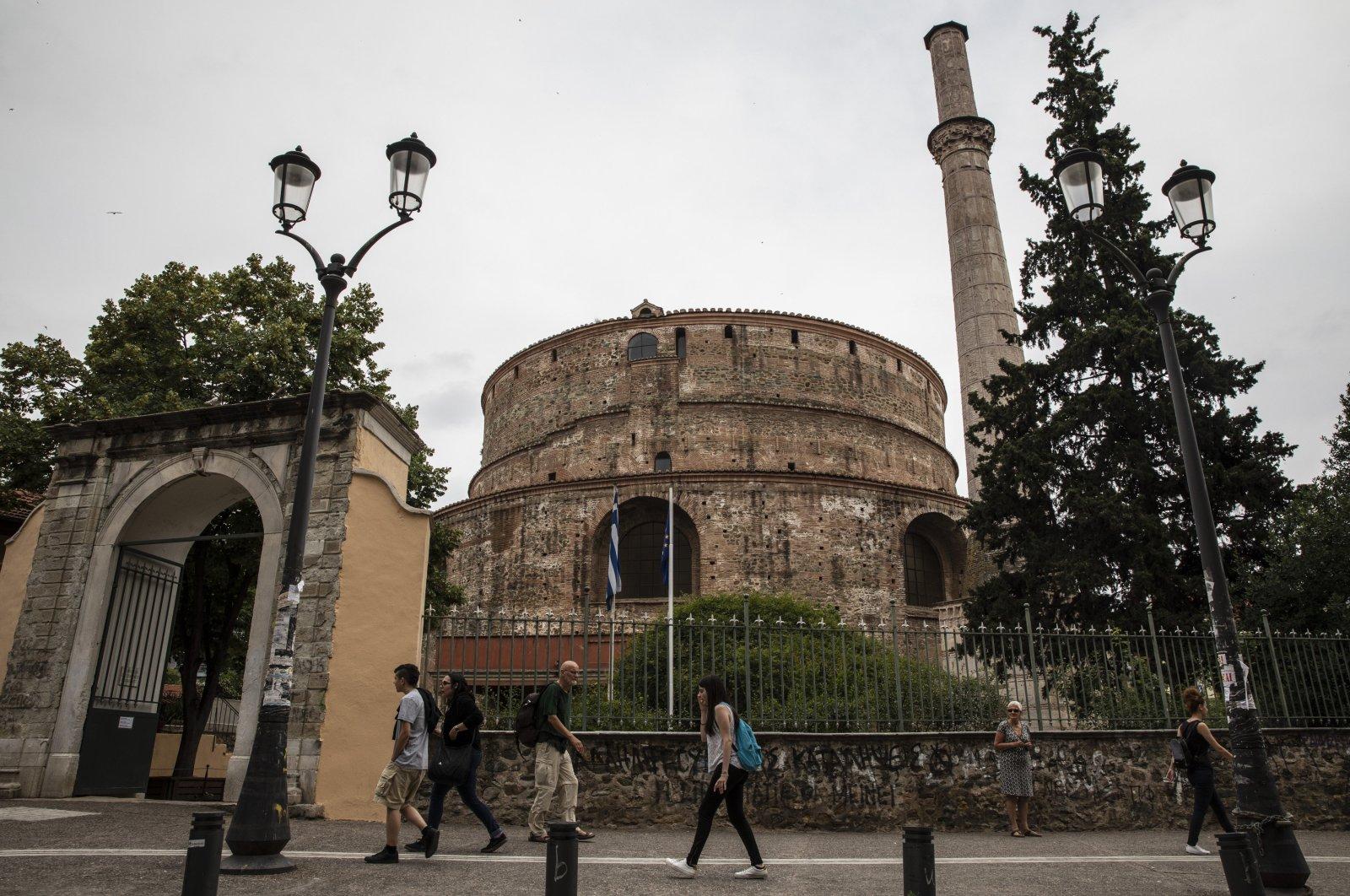 یونان درخواست مسلمانان برای داشتن مسجد در «سالونیک» را رد کرد