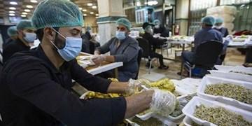 توزیع روزانه 2500 پرس غذای گرم بین مردم سی سخت