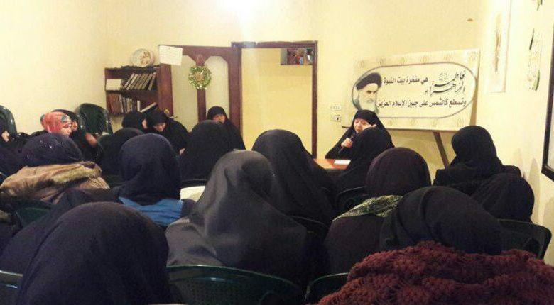 آموزش آنلاین دروس حوزوی برای تربیت مبلغان زن در عراق