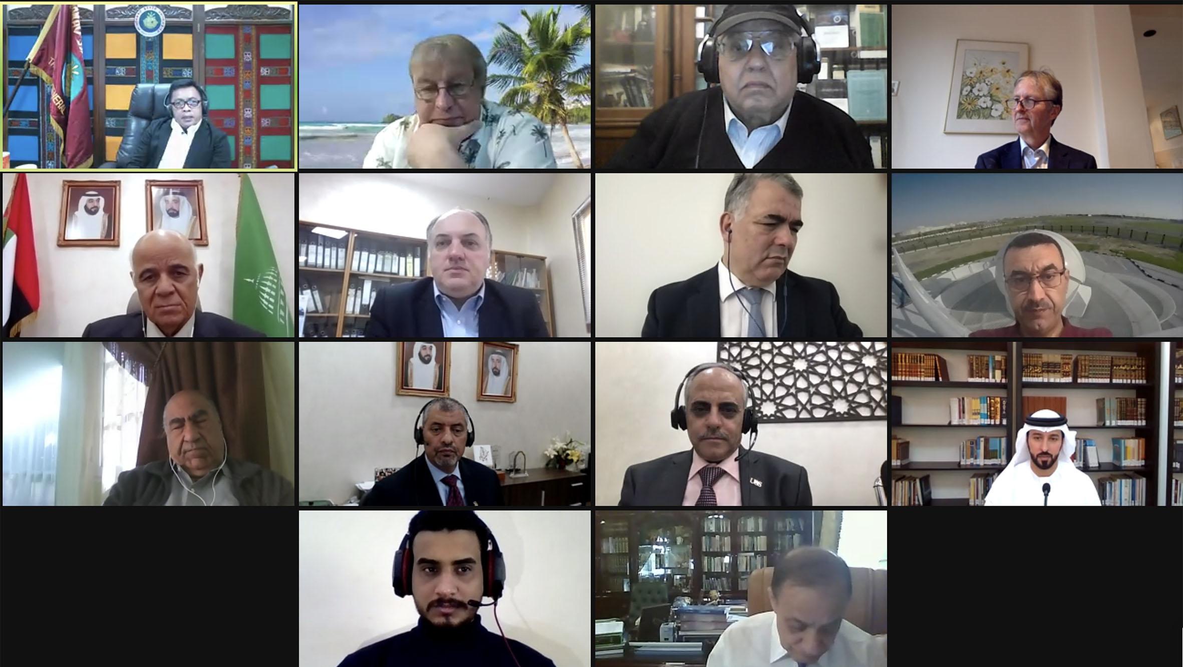 برگزاری کنفرانس بین المللی تاریخ علوم اعراب و مسلمانان در شارجه