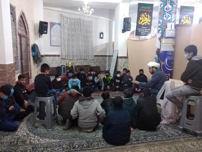 نگاهی به فعالیت های کانون حیدر کرار زنجان در سامانه بچه های مسجد