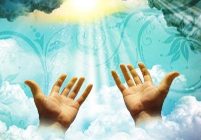 هر لهو از انسان دری از بهشت را بر او می بندد/از خدا بخواهیم عبد باشیم