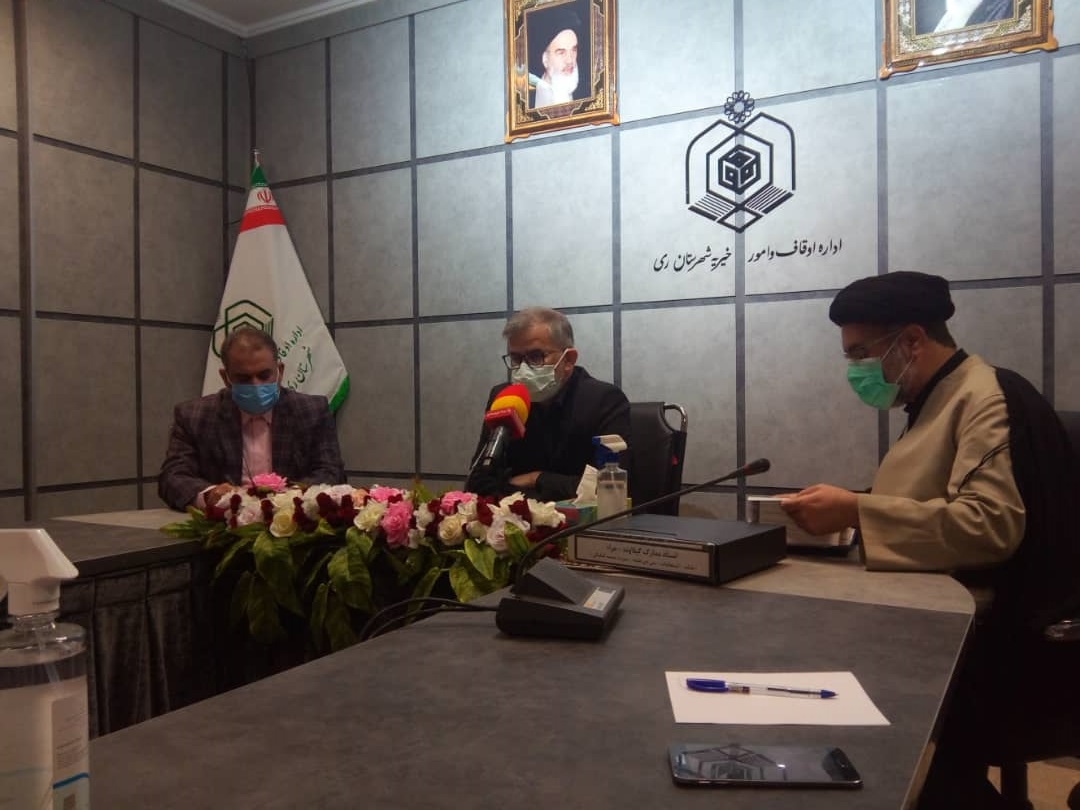 امروز بزرگترین وقف پس از انقلاب اسلامی  به ثبت رسید