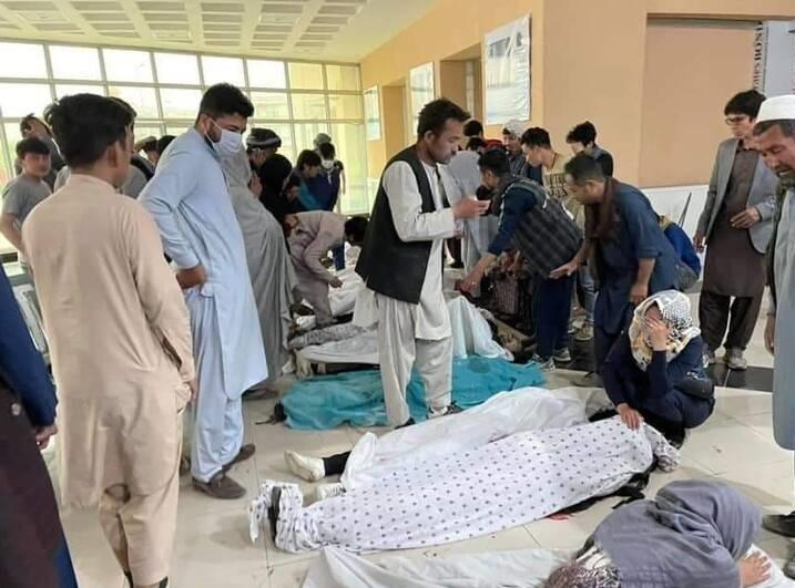 موضع منتظران مقابل کشتار شیعیان در افغانستان/  انتظار یعنی اعتراض مستمر به ظلم و جنایت