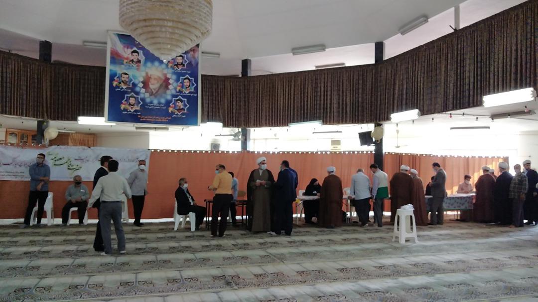 مشق حماسه همدلی بچه مسجدی های شرق مازندران در خردادی دیگر