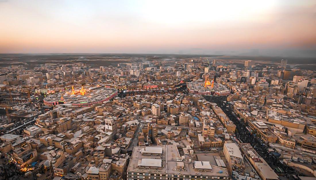 برنامه عمرانی آستان مقدس حسینی برای تسهیل درتردد زایران