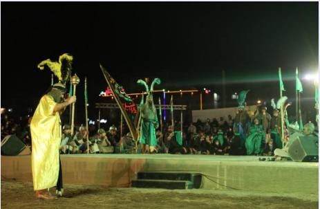 برپایی «سوگ یار» به مناسبت اربعین حسینی