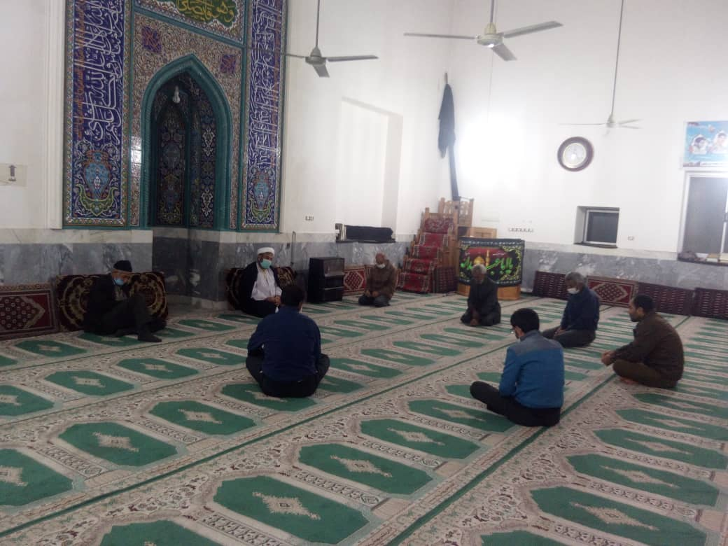 IMG 20210511 WA0029 - برگزاری جلسات قرآن و گره گشایی از مشکلات جوانان در کانون معرفت نکا