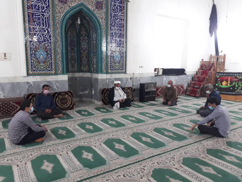 IMG 20210511 WA0030 - برگزاری جلسات قرآن و گره گشایی از مشکلات جوانان در کانون معرفت نکا