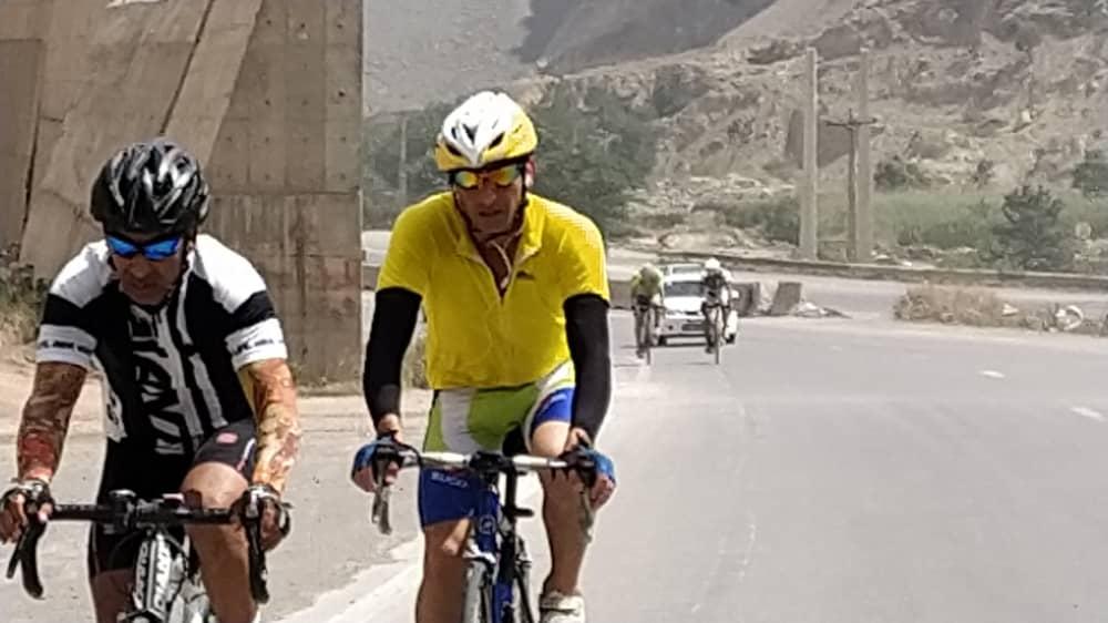 IMG 20210603 WA0094 - اعزام کاروان دوچرخه سواری مازندران به مرقد امام راحل