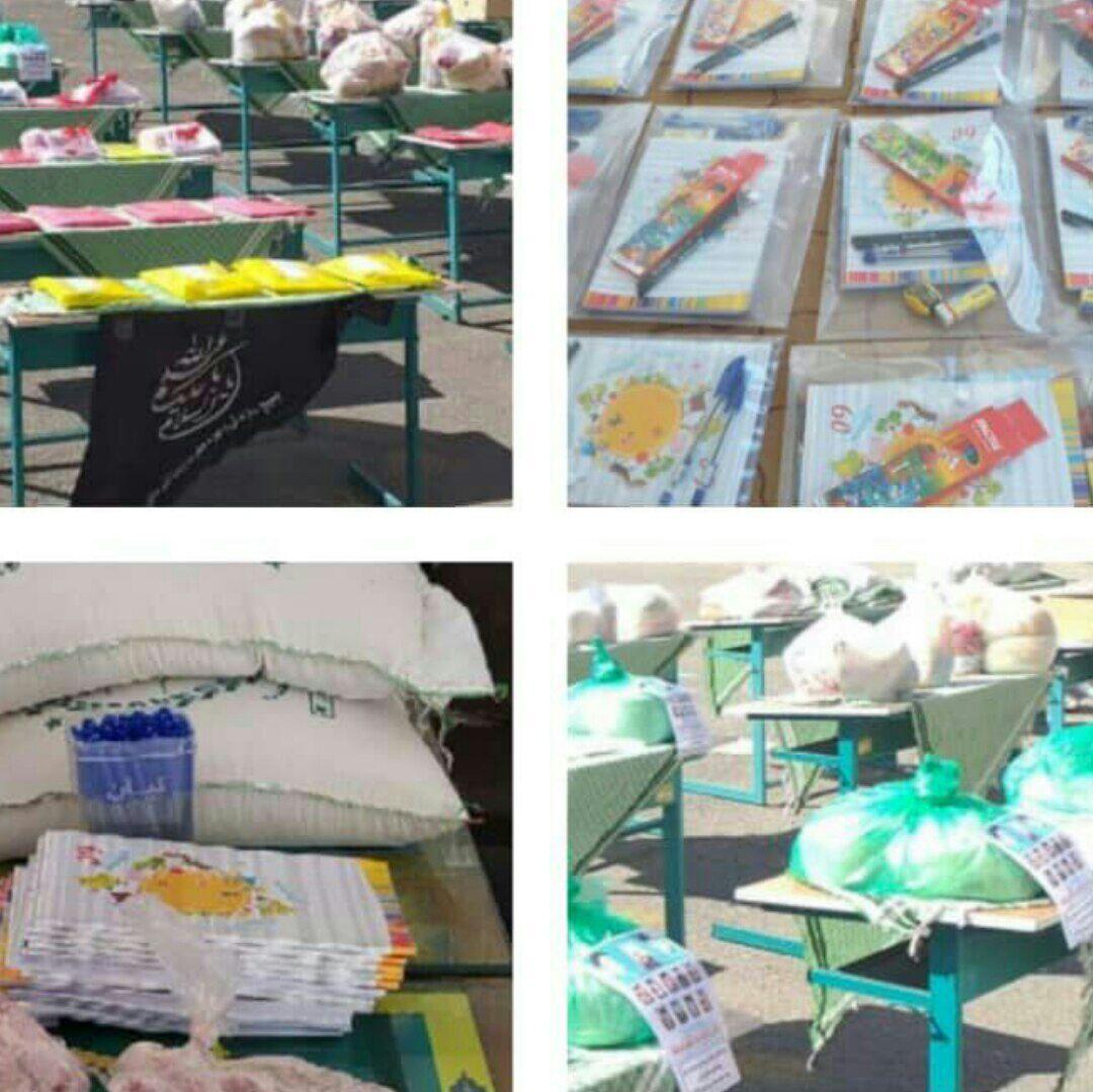 IMG 20200912 194815 087 - کمک ۵۰ میلیونی کانون زینبیه نکا به نیازمندان در ماه محرم