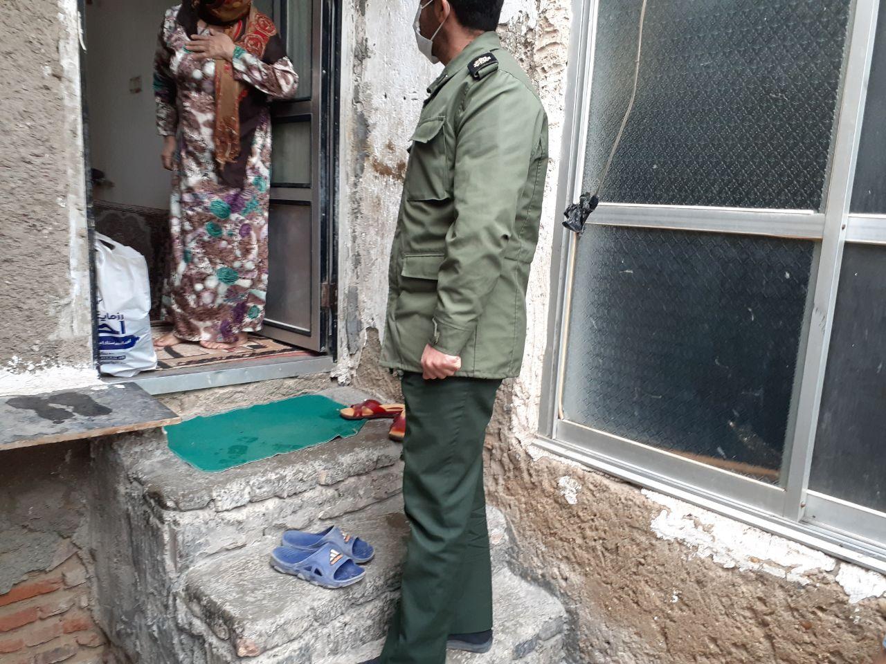 IMG 20201225 142859 050 - ۳۰ بسته معیستی به همت کانون امام علی(ع) نکا بین نیازمندان توزیع شد